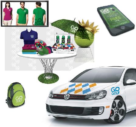 GoGolf Prizes & Merchandise